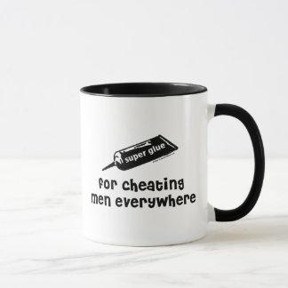 Mug Colle superbe pour les hommes de fraude