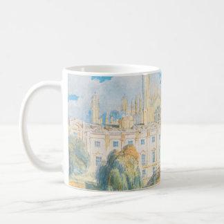 Mug College Chapel, Cambridge de Clare Hall et du Roi,
