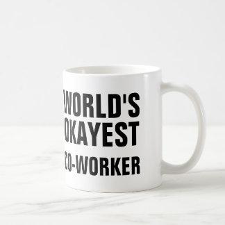 Mug Collègue d'Okayest