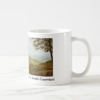 Mug Collines toscanes