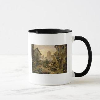 Mug Combat chez Cholet ou le suicide du général