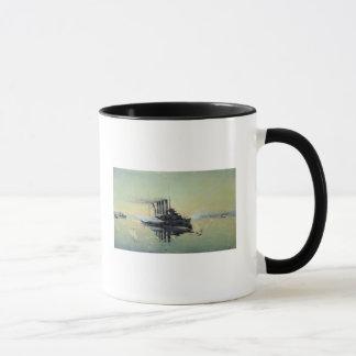 Mug Combat d'Askold de croiseur