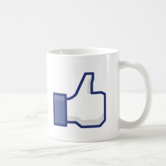 Mug Comme la main