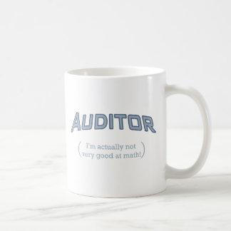 Mug Commissaire aux comptes - maths