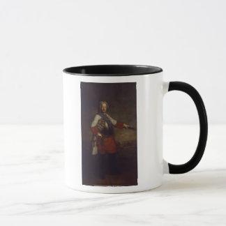 Mug Compte Friedrich Heinrich von Seckendorf, 1720