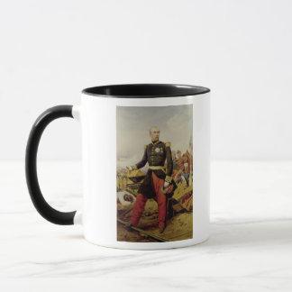 Mug Comte Maurice de MacMahon, 1860