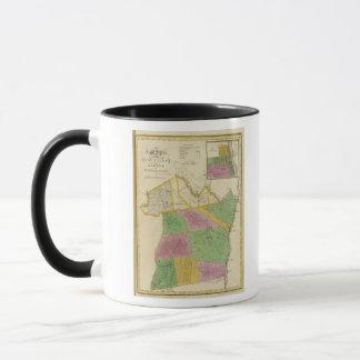 Mug Comtés d'Albany, Schenectady