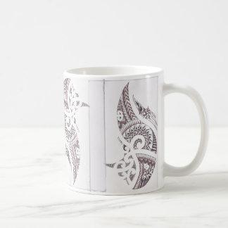 Mug concepteur de luxe maori 2