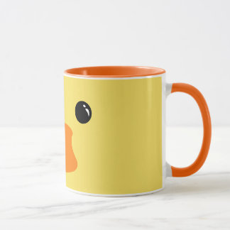 Mug Conception animale mignonne de visage de canard