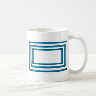 Mug Conception bleue de Santorini Grèce