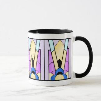 Mug Conception d'art déco