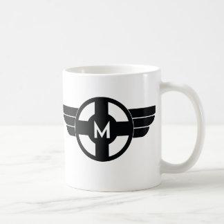 Mug Conception de maître d'hôtel de Matt d'information