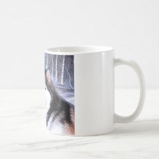 Mug Conception de Malamute d'Alaska d'artiste