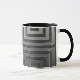 Mug Conception de Tasse-Graphique de sonnerie dans le