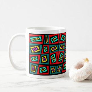 Mug Conception de textile d'artiste de Blaise Gauba