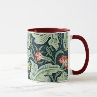 Mug Conception florale vintage de William Morris - de