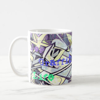 Mug Conception jeune de graffiti d'amusement