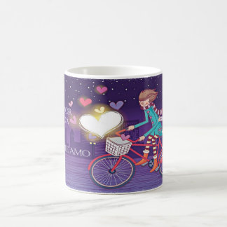 Mug Conception pour effiloche