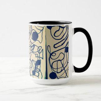 Mug Conceptions de contemporain de cuisine