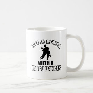 Mug Conceptions de danse de tango