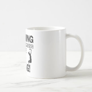 Mug conceptions de volleyball