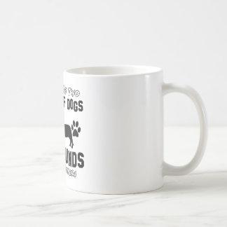 Mug Conceptions drôles de DASCHUND