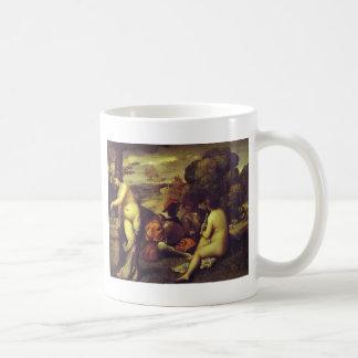 Mug Concert Champetre par Titian