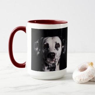 Mug Concours dalmatien de photo de GWDC