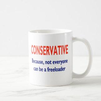 Mug Conservateur