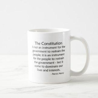 Mug Constitution