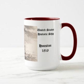 Mug Constitution dans le bateau historique des