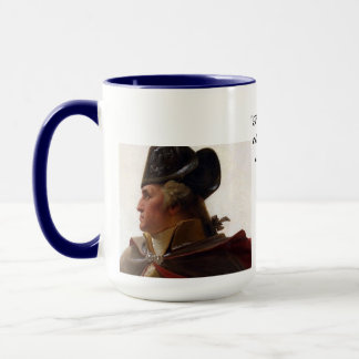 MUG CONSTITUTION DE GEORGE WASHINGTON