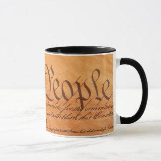 Mug Constitution des Etats-Unis