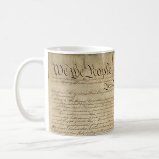Mug Constitution d'Etats-Unis