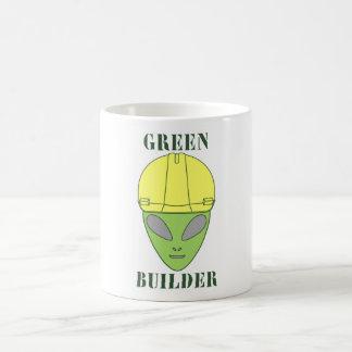 Mug Constructeur vert