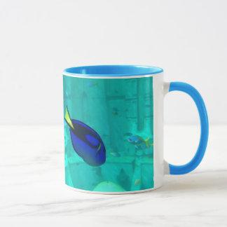 Mug Continuez juste la natation