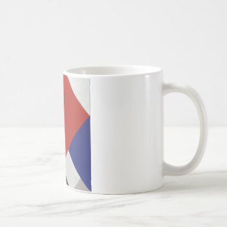 Mug Contre- composition V par Theo van Doesburg