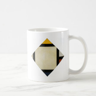 Mug Contre- composition VII par Theo van Doesburg