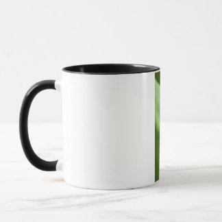 Mug contre le vert