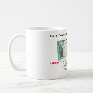 Mug Contrôle de remboursement