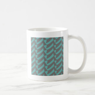 Mug Contrôles de gris d'Aqua