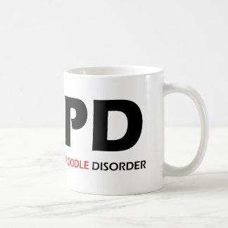 Mug COPD - Désordre obsédant chronique de caniche
