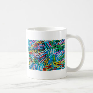 Mug Copie colorée de trombone
