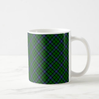 Mug Copie conçue par écossais de tartan de clan de