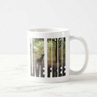 Mug Copie de photo de cerfs communs