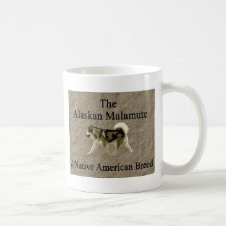 Mug Copie indigène de race de malamute