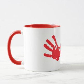 Mug Copies de main