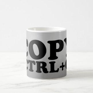 Mug COPIEZ le CTRL+Jumeaux de C