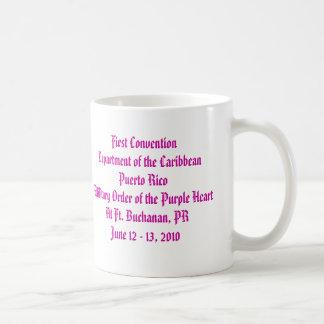 Mug corazon d'EL, premier ConventionDepartment du C…