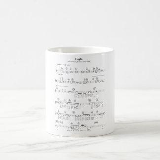 Mug Cordes de Layla